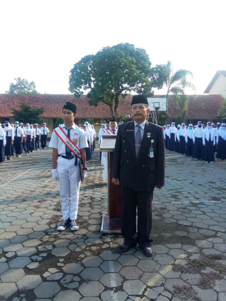 Kepala SMP Negeri 5 Karanganyar